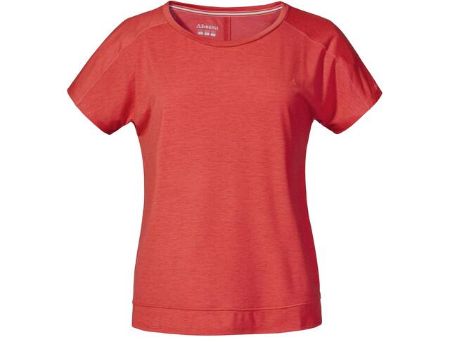Schöffel Riessersee2 T-shirt Damer, lollipop
